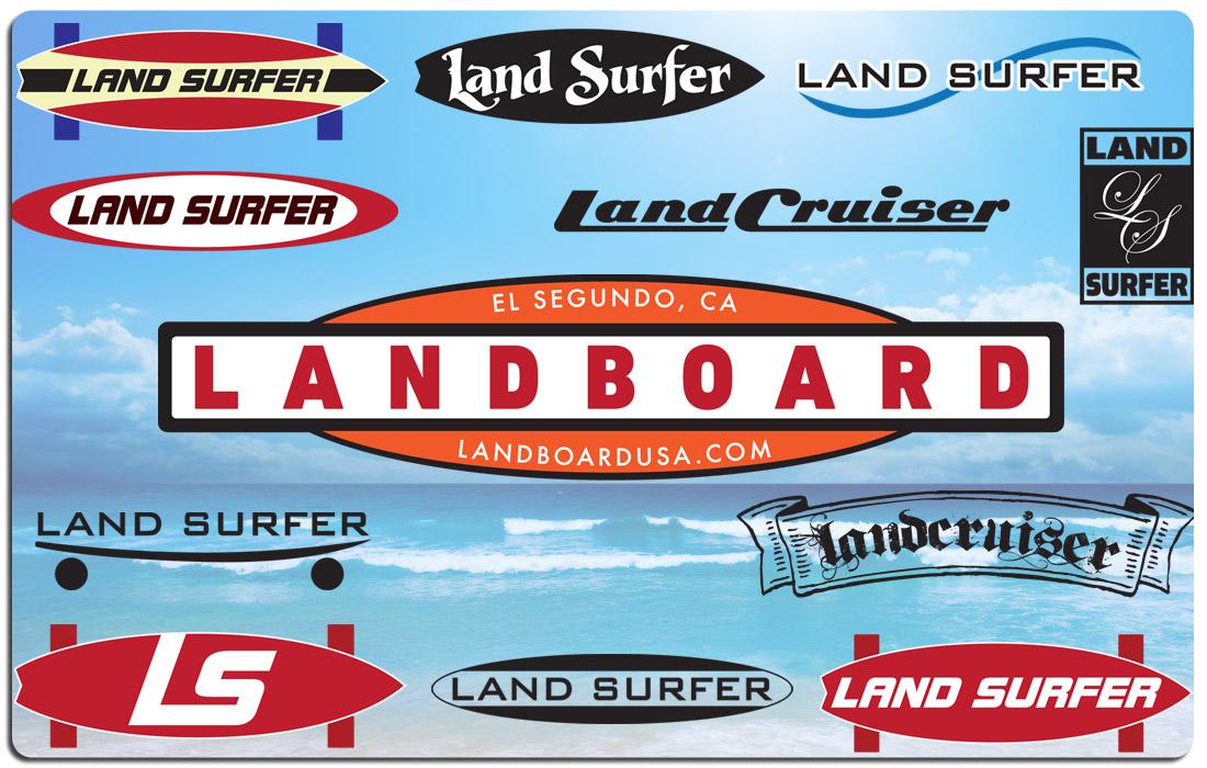 Landboard Brand Identity