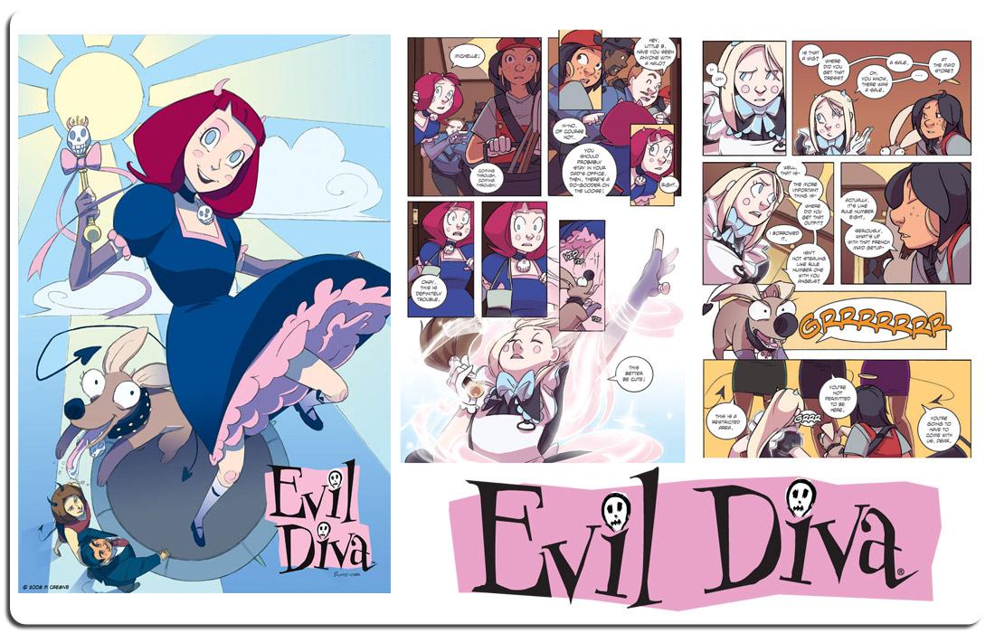 Evil Diva