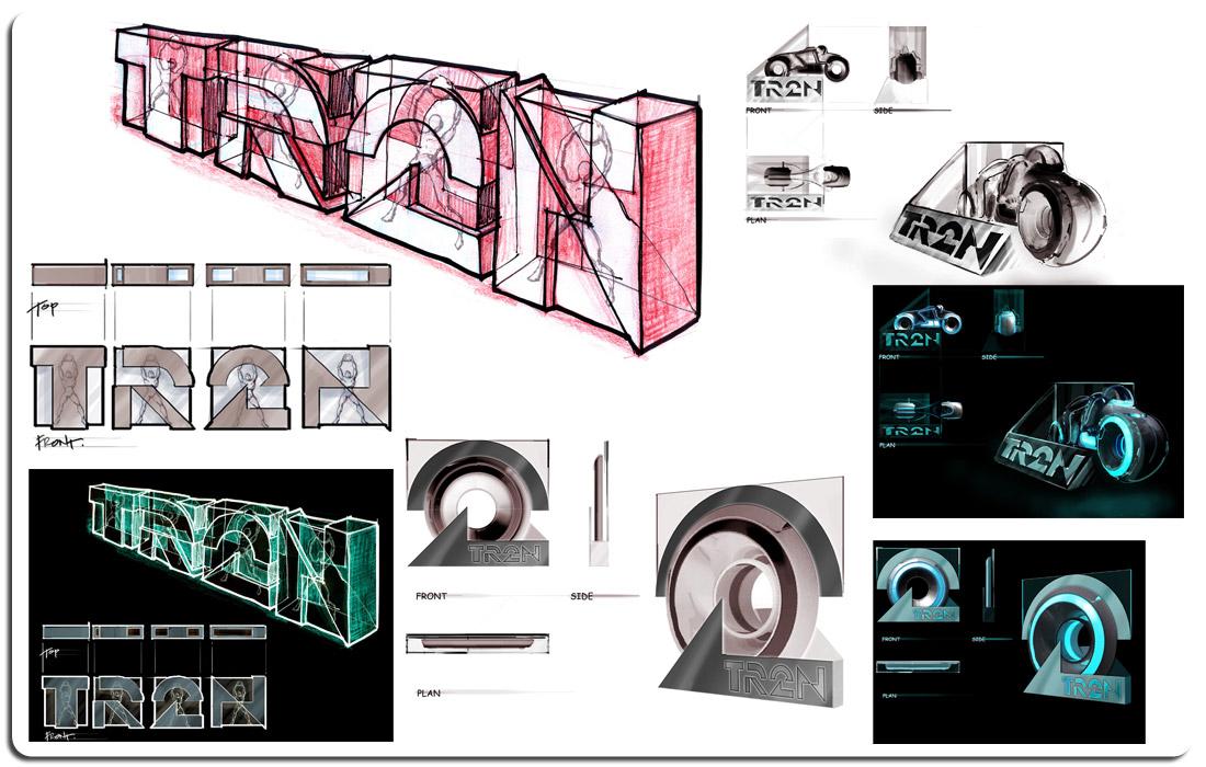 Tron 2 Concept Art