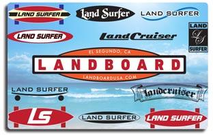 Landboard Brand Identity Project