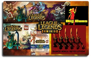 Riot Games Projects