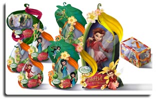 Disney Fairies Concept Project