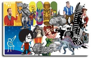 Illustration Projects