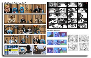 Storyboard Projects