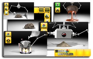 The Rock Recycler Interactive Project