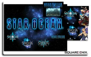 Star Ocean Splash Site Project