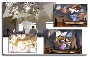 Franklin Institute Brain Exhibit Project