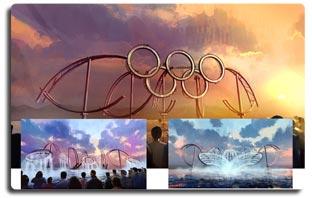 Beijing Olympics Sculpture Project