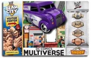 Mattel Design Projects